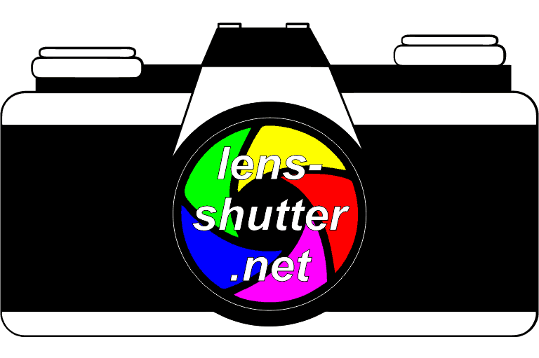Lens-Shutter-Logo Simple